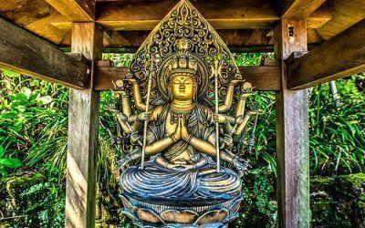 Adéntrate un poco más en el budismo