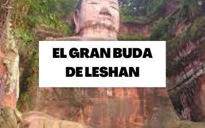 Descubre al Gran Buda de Leshan: el gigante chino